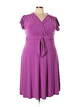 Jones New York Casual Dress Size 22W (Plus)