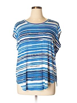 Nue Options Short Sleeve T-Shirt Size 1X (Plus)