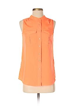 J. Crew Factory Store Sleeveless Blouse Size 00