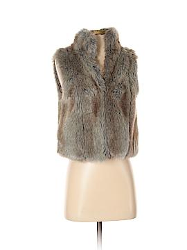 Elle Faux Fur Jacket Size XS