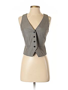 Banana Republic Factory Store Tuxedo Vest Size 8