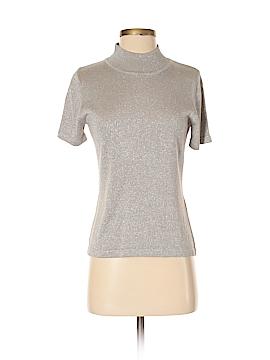 Casual Corner Silk Pullover Sweater Size S