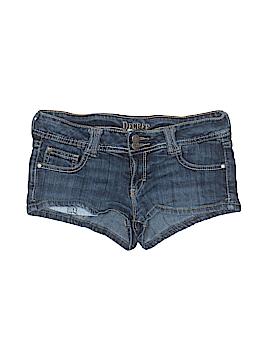 Decree Denim Shorts Size 5