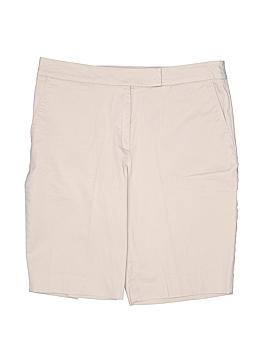 Faconnable Khaki Shorts Size 14