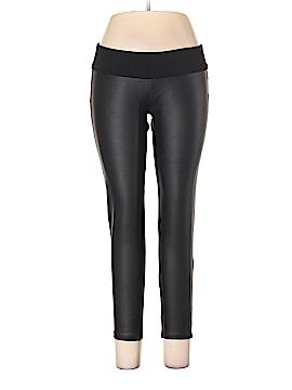 Celebrity Pink Faux Leather Pants Size L