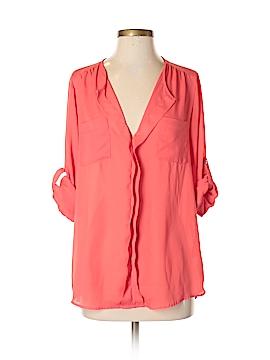Metaphor 3/4 Sleeve Blouse Size S