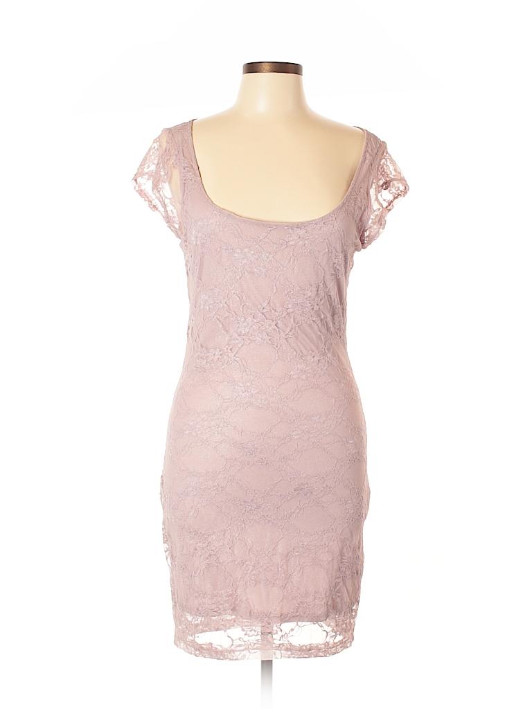 83dcf7b879d Charlotte Russe Lace Light Purple Cocktail Dress Size L - 69% off ...