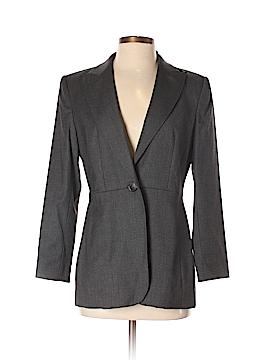 Linda Allard Ellen Tracy Wool Blazer Size 4