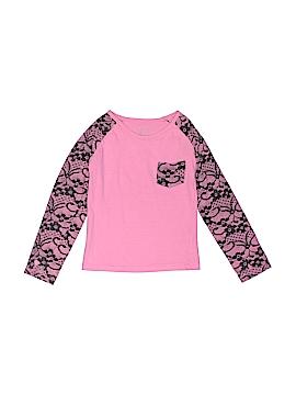 Pony Tails Long Sleeve T-Shirt Size 5/6
