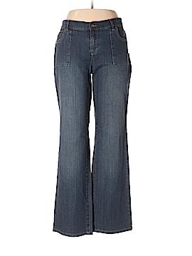 Liz & Co Jeans Size 14