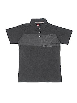 Quiksilver Short Sleeve Polo Size 12 - 14