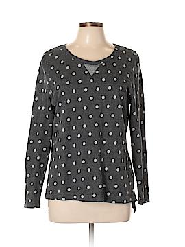Pieces by Kensie Sweatshirt Size L