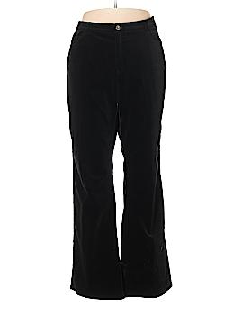 Jones New York Velour Pants Size 16
