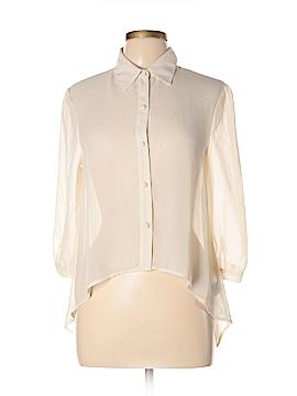 Ali & Kris 3/4 Sleeve Blouse Size L
