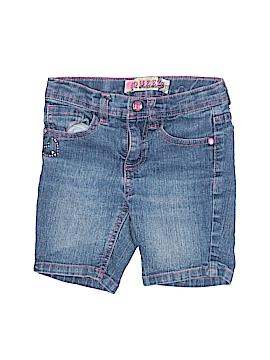 Squeeze Denim Shorts Size 4T