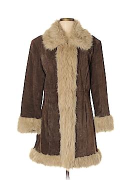 BDG Leather Jacket Size M