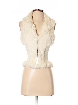 Ya Faux Fur Vest Size S