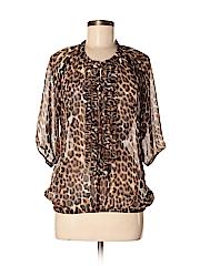 Express Women 3/4 Sleeve Blouse Size S