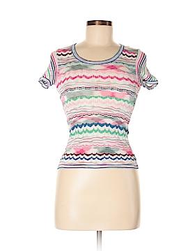 M Missoni Short Sleeve Top Size M