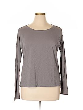 Cynthia Rowley for T.J. Maxx Long Sleeve T-Shirt Size L