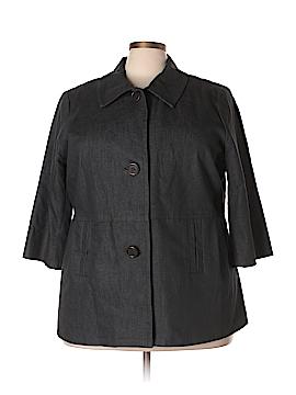 Avenue Jacket Size 24 (Plus)