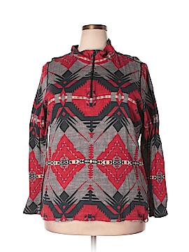 L-RL Lauren Active Ralph Lauren Sweatshirt Size 2X (Plus)