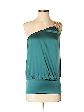 Arden B. Sleeveless Silk Top Size XS