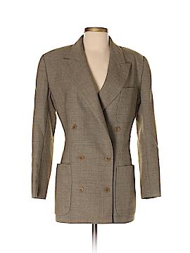 Calvin Klein Collection Wool Blazer Size 2