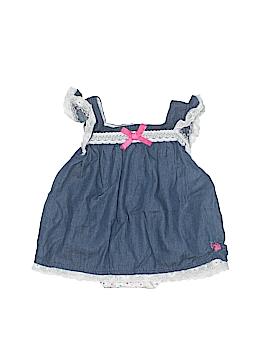 U.S. Polo Assn. Short Sleeve Onesie Size 3-6 mo
