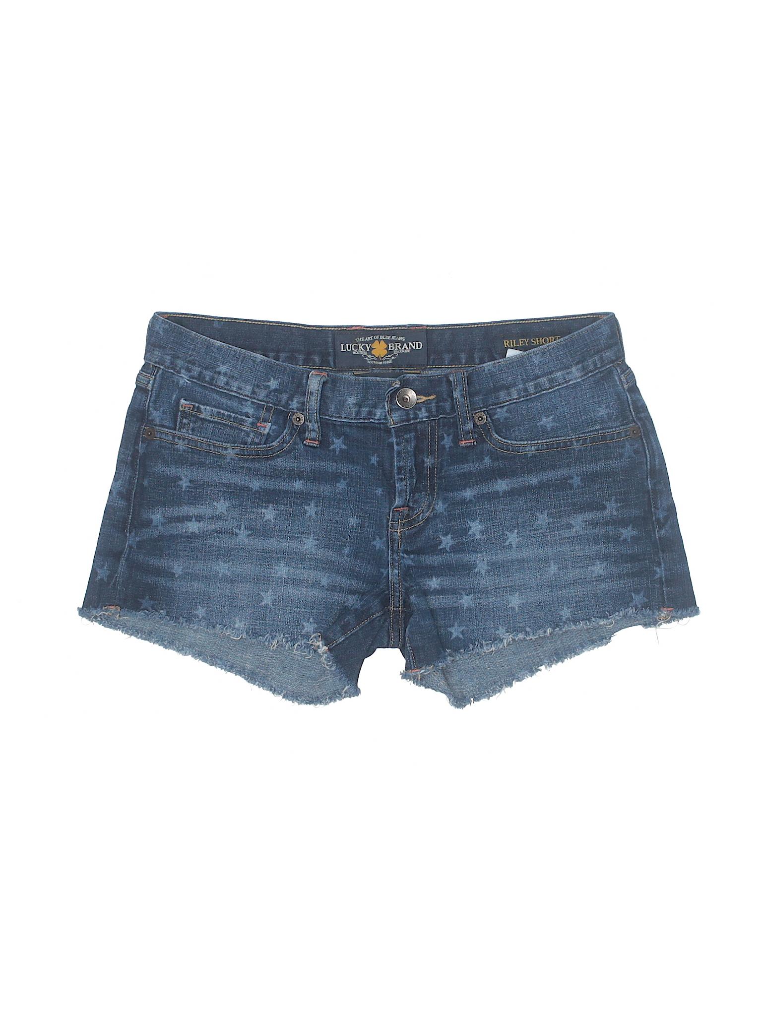 Denim winter Brand Boutique Shorts Lucky qwSOW6ax