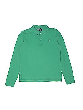 Ralph Lauren Long Sleeve Polo Size 16
