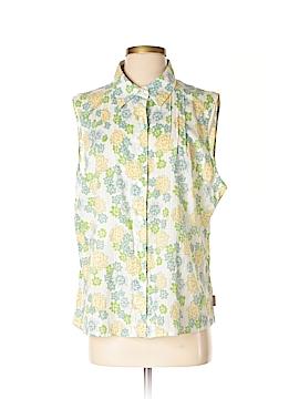 Woolrich Sleeveless Button-Down Shirt Size XL