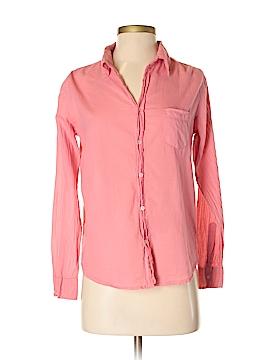 Sundry Long Sleeve Button-Down Shirt Size Sm (1)
