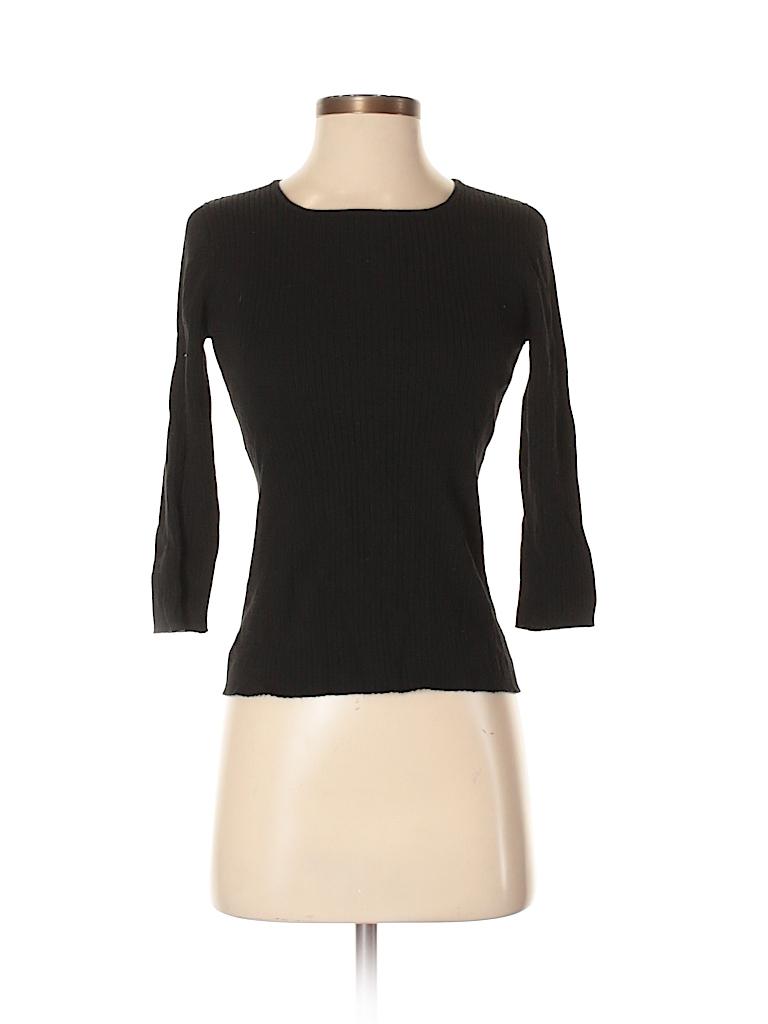 August Silk Women Pullover Sweater Size S (Petite)