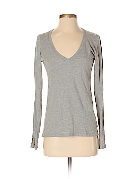 Frame Shirt London Los Angeles Long Sleeve T-Shirt Size XS