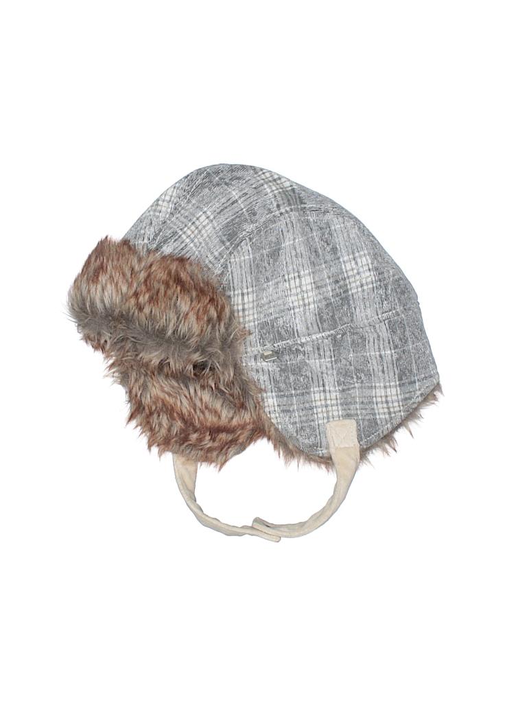 Pistil Solid Gray Winter Hat One Size - 77% off  b4e0c660eea