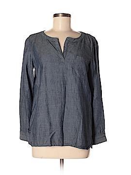 J.jill Long Sleeve Blouse Size S (Petite)