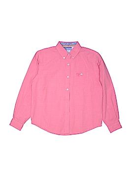 Twenty X Long Sleeve Button-Down Shirt Size 12