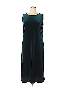 Coldwater Creek Casual Dress Size L (Petite)