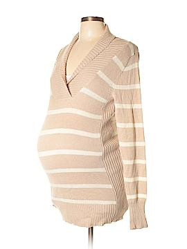 Oh! Mamma Pullover Sweater Size L (Maternity)