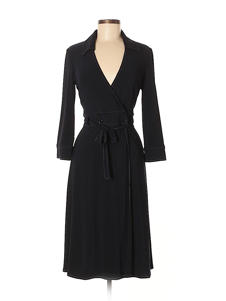 Sandra Darren Women Casual Dress Size 8