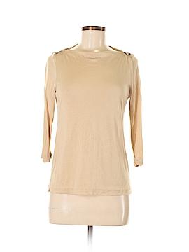 Massimo Dutti 3/4 Sleeve Top Size M