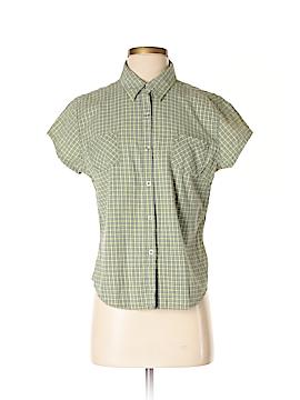 Canyon River Blues Short Sleeve Button-Down Shirt Size XL