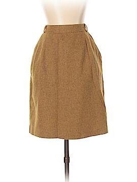 Norton McNaughton Wool Skirt Size 6 (Petite)