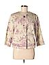 J.jill Women Jacket Size M (Petite)