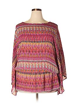 Cato 3/4 Sleeve Blouse Size 22 - 24 (Plus)
