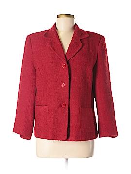 Herman Geist Wool Blazer Size 12