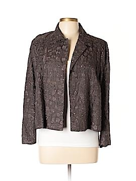 Nicole Farhi Silk Blazer Size 12