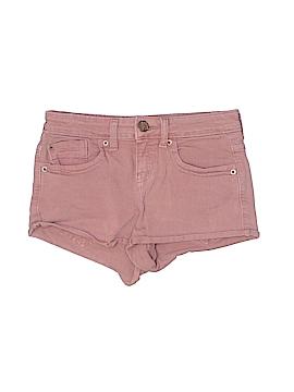 Topshop Denim Shorts 25 Waist