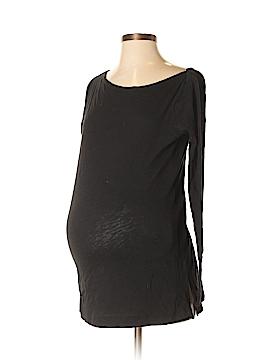 Ann Taylor LOFT Maternity Long Sleeve T-Shirt Size S (Maternity)